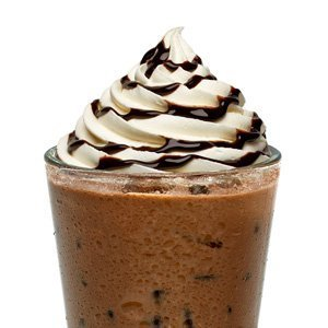 Java Chip boba Drink