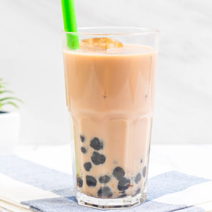 Milk-tea boba Drink