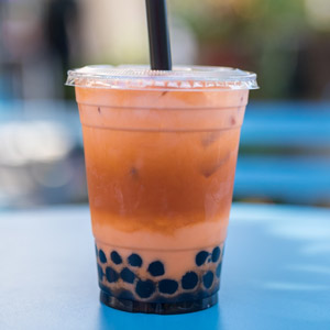 Tai-tea boba Drink